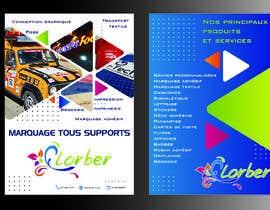 nº 17 pour Conception d'un flyer pour une agence de com par radiancepub