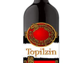 #18 za I need a design for our next wine label. This will be a wine that was almost lost and we brought it back to like. Like a fénix, If you can send how the label would look in the bottle. od ThinkArt007
