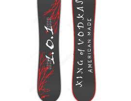 #9 za design a snowboard od jomainenicolee