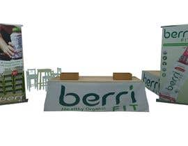 #4 za 3-D Rendering of booth set up od ruuxii