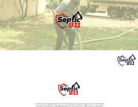 #41 para Septic 911 logo creation por abdulkahaium