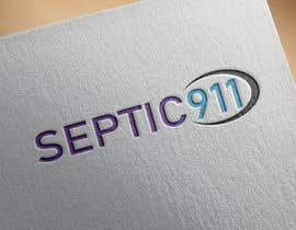 #52 para Septic 911 logo creation por designerhr