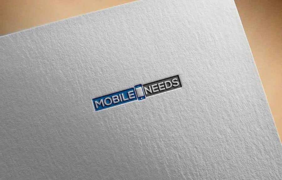 """Intrarea #46 pentru concursul """"Logo Design (Mobile Needs)"""""""