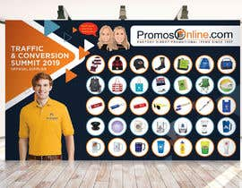 #15 for Create Backdrop Banner for Trade Show Booth af ruzenmhj