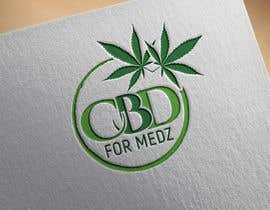 #39 za Logo Design for cbd company CBD For Meds od rhimu786