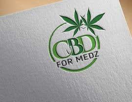 #40 za Logo Design for cbd company CBD For Meds od rhimu786