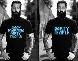 #245 za T-Shirt Design od Rezaulkarimh