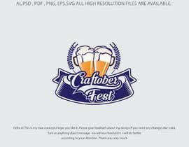 #66 for Logotype for a craft beer festival by bijoy1842