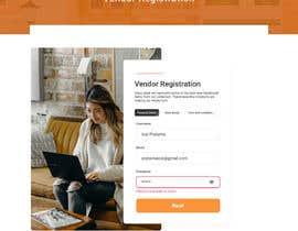 #26 za Design a registration page od iosipratama