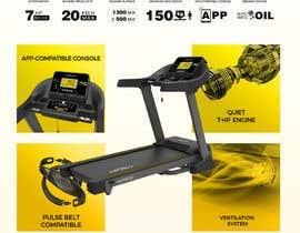 #87 za Graphic design for fitness products od Ovaisriz