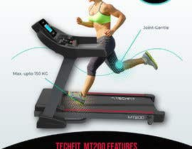 #73 za Graphic design for fitness products od kiritharanvs2393