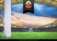 Graphic Design Kilpailutyö #2 kilpailuun Graphic Design for Football Club Website Intro Page
