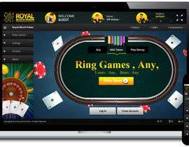 #15 untuk Re-skin My Poker Online Poker System UI oleh saidesigner87