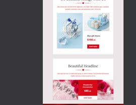 #8 for Design webpage section - EASY by Majedul611