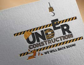 #7 for Under Construction Background Image by Socialworker97