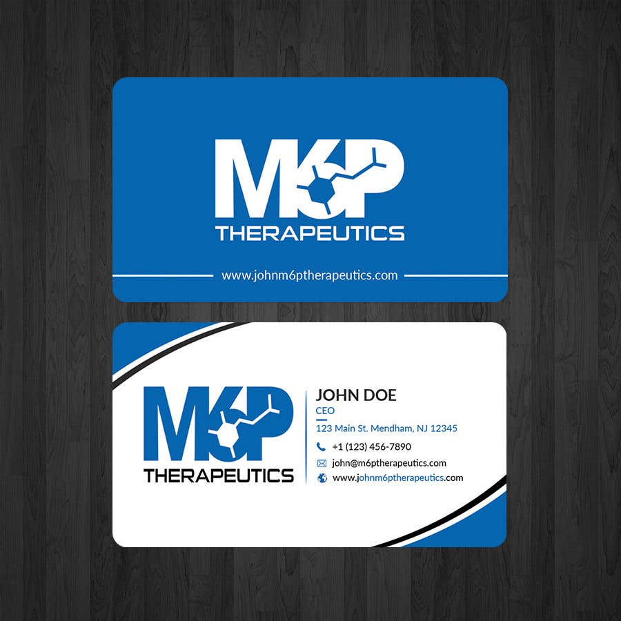 Contest Entry #248 for Design a business card