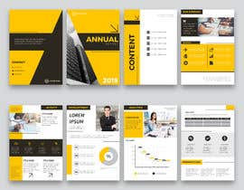 nº 24 pour i want a (ready made)  beautifully designed word template for a report (editable/open) par IslamNasr07