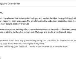 nº 12 pour Send emails to art magazines par lxchdi
