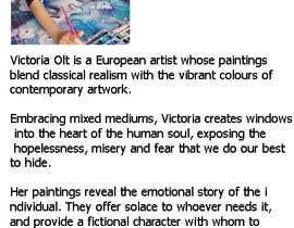 nº 2 pour Send emails to art magazines par sonnybautista143