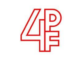 """#845 για """"4PF"""" Logo από UnivDesigners"""