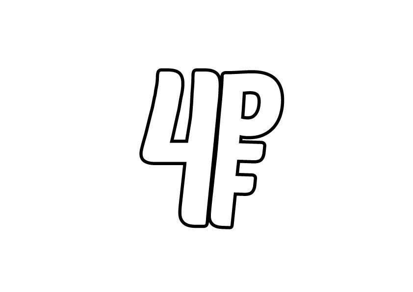 """Intrarea #1351 pentru concursul """"""""4PF"""" Logo"""""""