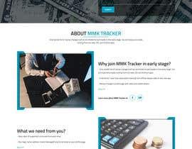 #7 for Design Landing Page af webhazrat