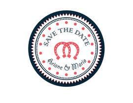 vilas42 tarafından Wedding: Logo & Save the date için no 79