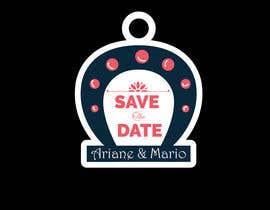 vilas42 tarafından Wedding: Logo & Save the date için no 83