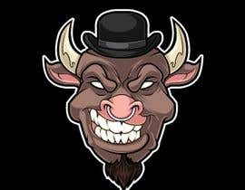 #54 for bull caricature by Rotzilla