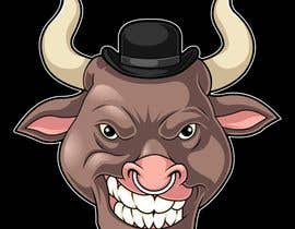 #67 for bull caricature by Rotzilla