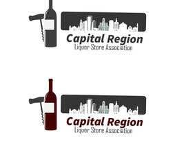 Nro 14 kilpailuun Capital Region Liquor Store Association Logo 1 käyttäjältä Alexander2508