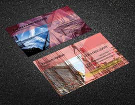 #68 for design double sided business cards - construction by ubaedullah96