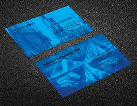 #70 for design double sided business cards - construction by ubaedullah96