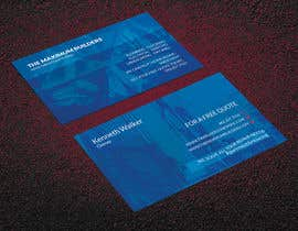 #71 for design double sided business cards - construction by ubaedullah96