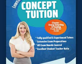 #8 for improve my flyer for education 2 sided A5 by akidmurad