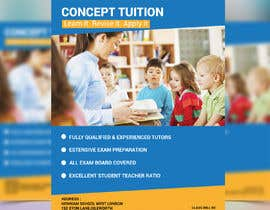 #7 for improve my flyer for education 2 sided A5 by rafsu2104