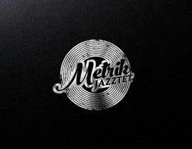 #330 pentru Metrik Jazztet Logo de către eddesignswork