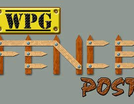 #21 para Logo Design for Winnipeg Fence Post por rinuraju