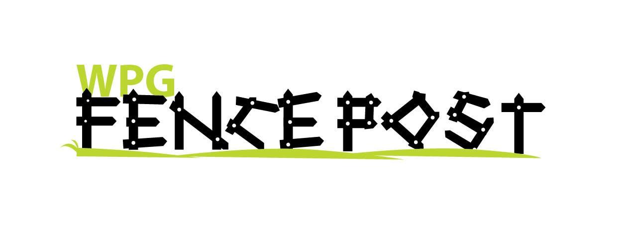 #4 for Logo Design for Winnipeg Fence Post by premgd1