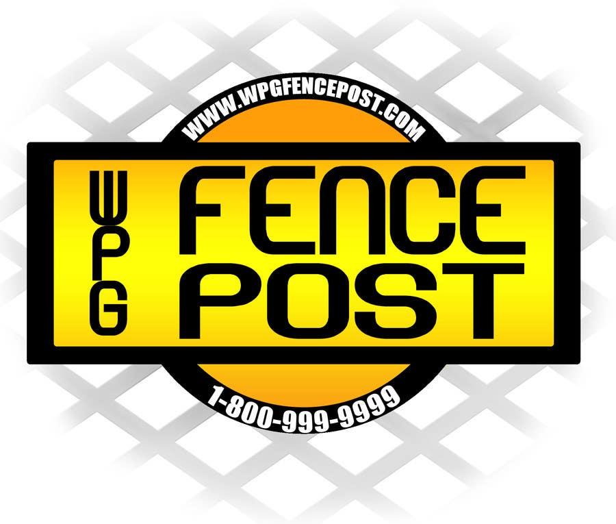 #23 for Logo Design for Winnipeg Fence Post by jcheighton