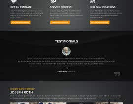 #28 for Website PSD Design is needed by saidesigner87