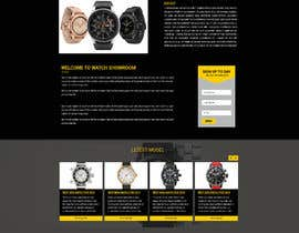 #11 for Website PSD Design is needed by ravindrababbar9