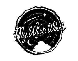 Nro 161 kilpailuun Logo Design - Mywishwood.com käyttäjältä johnbeetle