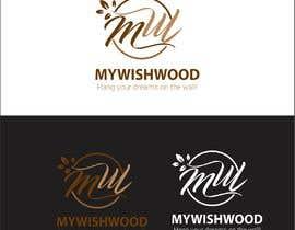 conceptmagic tarafından Logo Design - Mywishwood.com için no 208