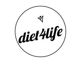 #43 pentru We need a logo for our company « Diet4Life » de către manwar007