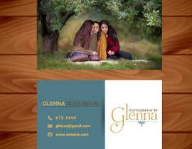 #247 for Logo / Business Card for Photography By Glenna by Ethnocentric
