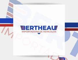 "nº 24 pour Rediseñar Logo de venta de autos importados ""Autos Bertheau"" par BrunoCoutinhoINW"
