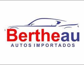 "nº 17 pour Rediseñar Logo de venta de autos importados ""Autos Bertheau"" par piter25"