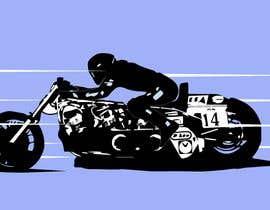 #1 for Create me a cartoon of a three engine bike used for Salt Lake Racing by satyajit666