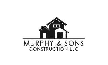 Bài tham dự cuộc thi #                                        17                                      cho                                         Design a Logo for Murphy & Sons Construction LLC
